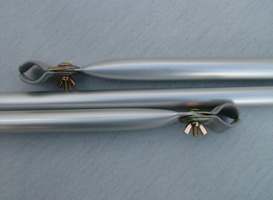 Aluminium Veranda Pole Awning Size 960cm 1125cm Bradcot Awnings