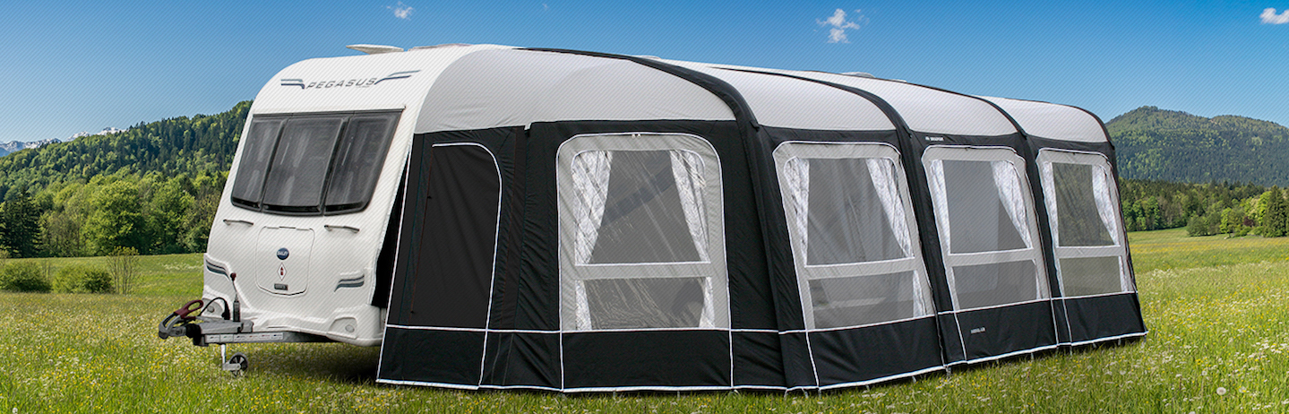Inflatable air awnings. What you need to know!