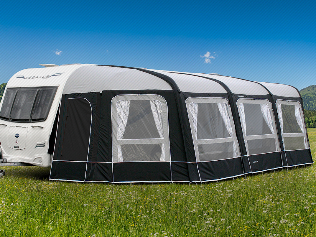 MODUL-AIR V2 full inflatable awnings