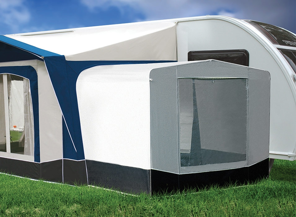 Image of Annexe Plus 520 motorhome annexe from Bradcot Awnings.