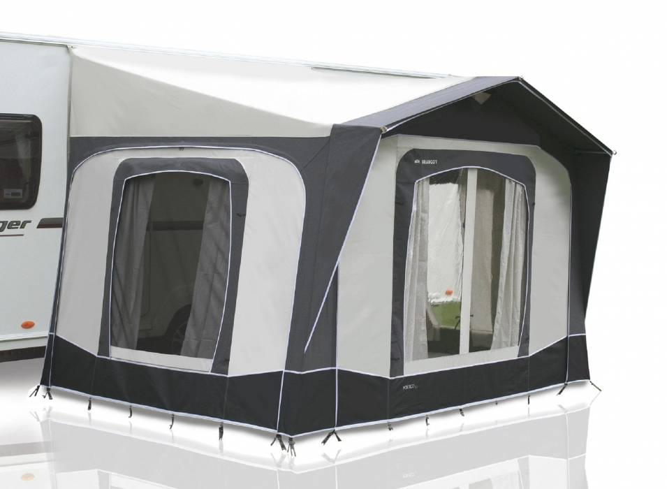 View the Portico XL porch awnings available from Bradcot Awnings.