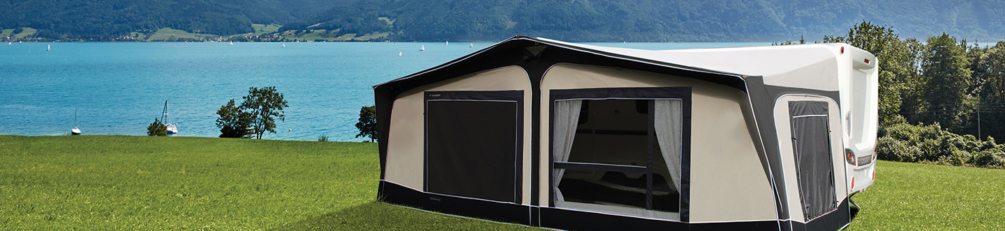 Modul-AiR V2 Full Inflatable Caravan Awning (Free UK Delivery!)