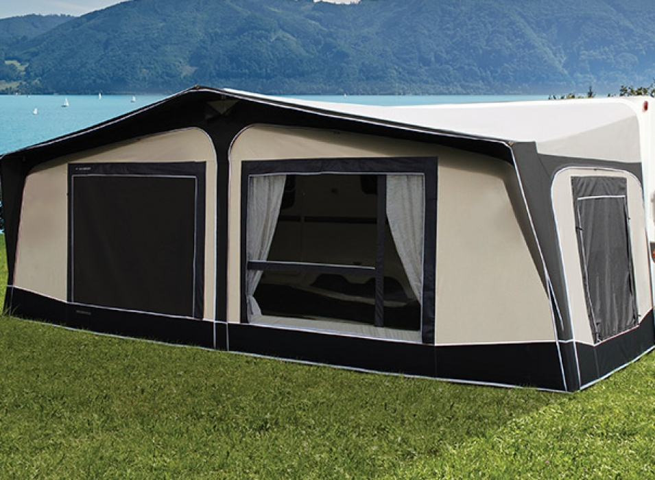Image of Bradcot's Residencia 50 residential awning.